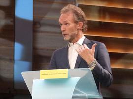 <p>Harald Magnus Andreassen, sjeføkonom i Swedbank</p>