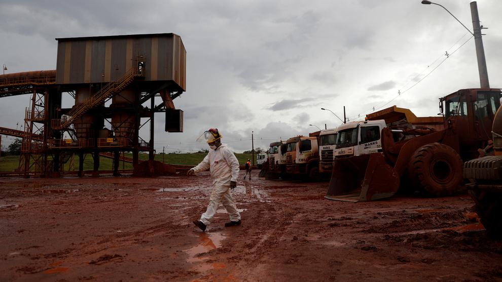<p><b>ANKLAGET FOR NYE UTSLIPP:</b> Myndigheter i Brasil har anklaget Hydro for nye utslipp i nærheten av Alunorte-anlegget.</p>
