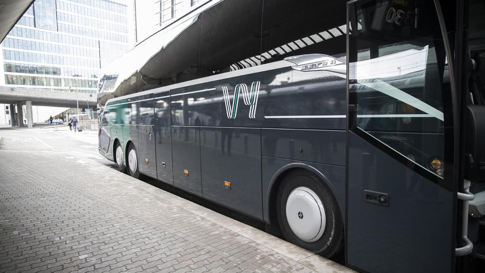 <p>SAMMEN: Vy er det nye felles navnet for NSB og Nettbuss.</p>
