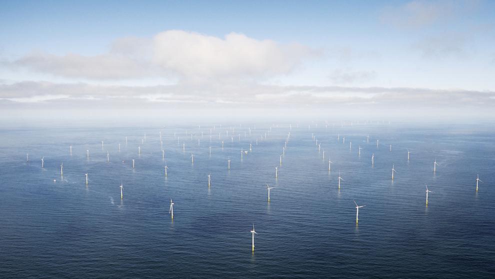 <p><b>FORNYBAR ENERGI:</b>Klimarådet i Danmark venter at teknologigantenes datasentre i landet vil kreve store investeringer i havvind for å møte landets klimamål. Illustrasjonsbilde.</p>