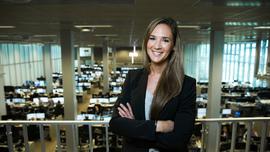 <p>Jeanette Strøm Fjære, analytiker i DNB Markets.</p>