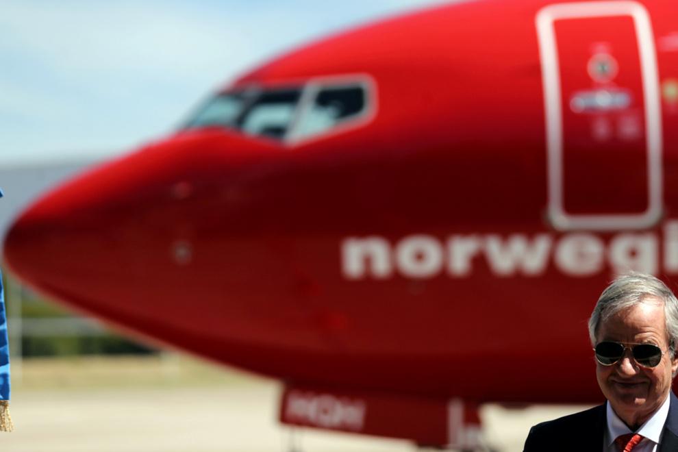 <p><b>DYRE FLY:</b>Flyselskaper må trolig ut med to millioner kroner bare i leie per erstatningsfly for Max-flyene som nå står på bakken, ifølge Bloomberg. Men Norwegian har så langt unngått å leie inn ekstrafly.</p>