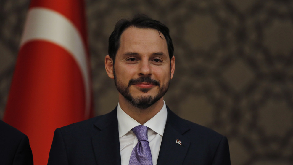 <p><b>TYRKIA</b>: Presidentens svigersønn, og nylig innsatt finansminister, Berat Albayrak, sier sentralbanken er uavhengig.</p>