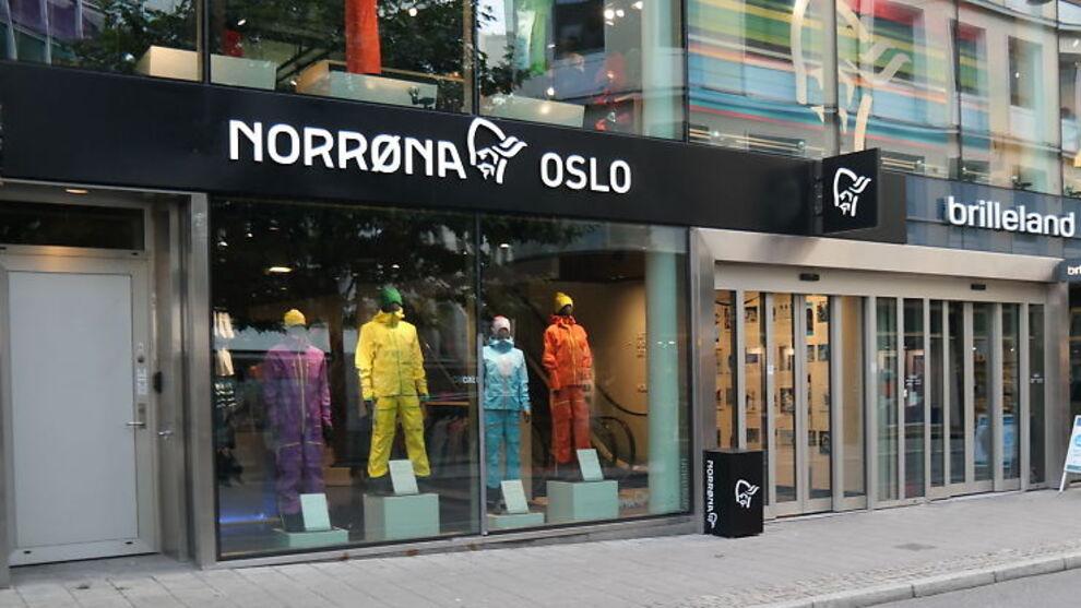 varemerkekrangel Alfa Sport Sko og i Norrøna hrsdtQ