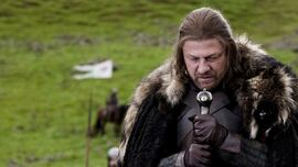 <p><b>GODT KLEDD:</b> Lord Eddard «Ned» Stark i TV-serien «Game of Thrones».<br/></p>