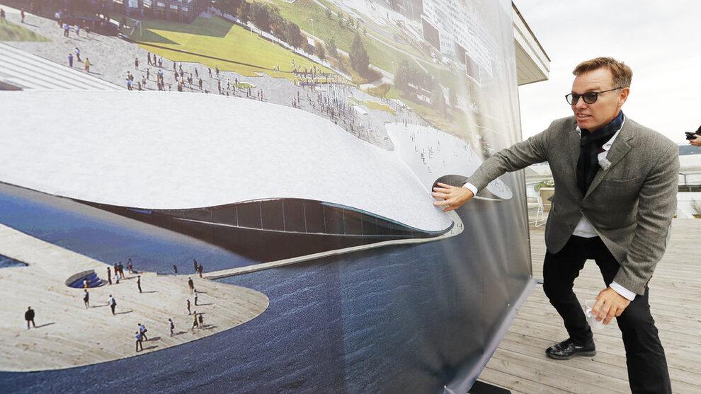 <p>Selvaag-arving Olav H. Selvaag er styreleder i boligutvikleren.</p>