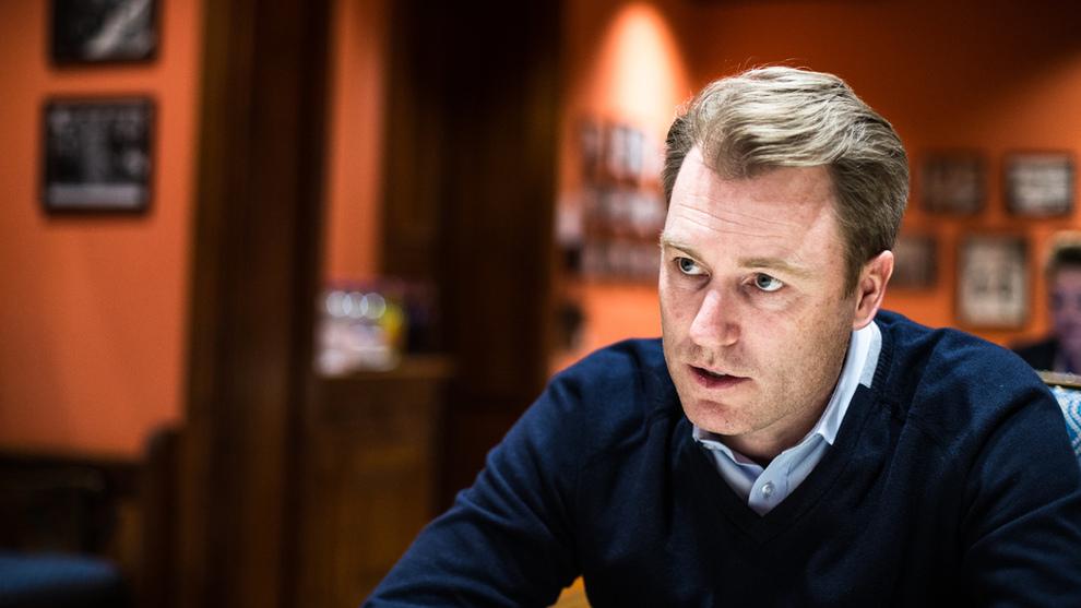 <p><b>LØNNSKUTT</b>: Den sunnmørsfødte konsernsjef Pål Kibsgaard-Petersen i Schlumberger tjente til sukker på grøten også i 2018, men likevel 40 millioner kroner mindre enn året før.</p>
