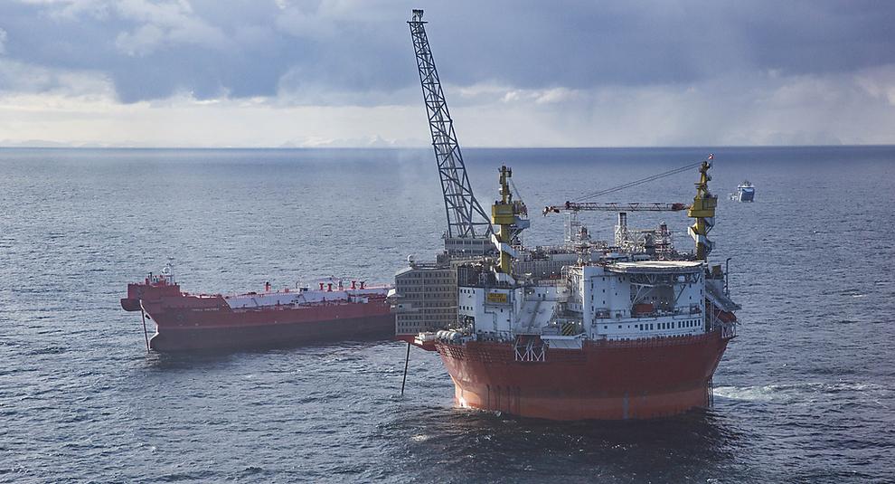 <p><b>MYE TRØBBEL:</b> Goliat-plattformen i Barentshavet.</p>