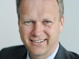Finansdirektør Morten Viga i Elkem.