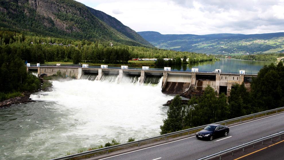 <p><b>ENERGITOPP:</b> Vannkraft er hovedårsaken til at Norge befinner seg i toppen i ny energiindeks.</p>