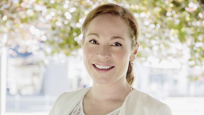 Konserndirektør Camilla Grana i bemannings- og rekrutteringsbyrået Randstad.