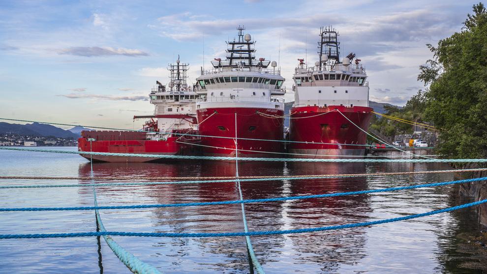 <p><b>RATEHOPP:</b> Prisen for å leie offshoreskip har steget i spotmarkedet i år. Illustrasjonsfoto.</p>
