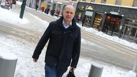 <p><b>PORTERBUDDY:</b> Gründer og daglig leder i Porterbuddy, Henrik Gerner-Mathisen jobbet i mange år med oppkjøp og sammenslåinger i Telenor, men har de siste to årene brukt alle kreftene på å bygge opp logistikkselskapet han startet samme med Tord Störtebecker.</p>