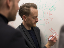 <p>Morten Goodwin er nestleder for senteret for kunstig intelligens ved Universitetet i Agder.</p>