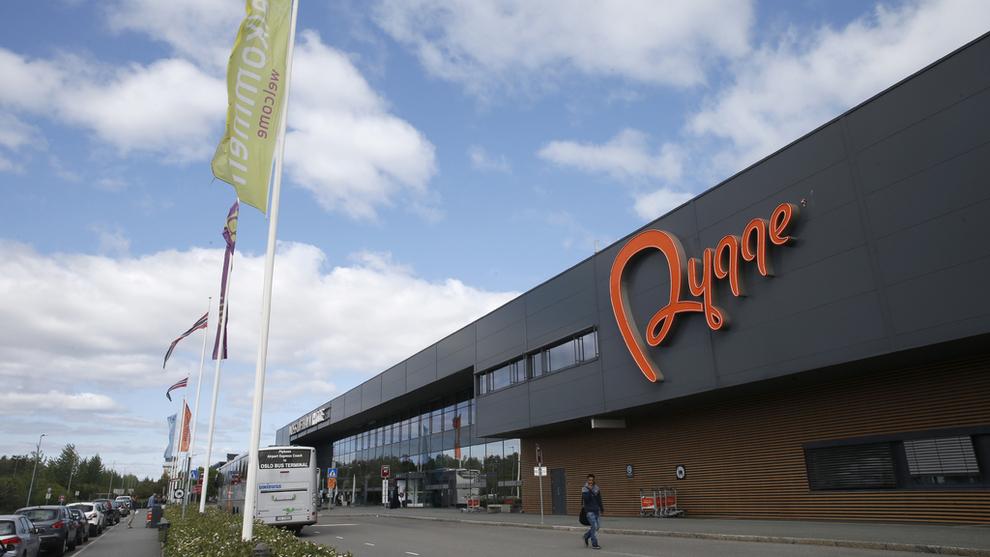 <p><b>SNART SLUTT?</b> Moss Lufthavn Rygge skal etter planen stenge 30. oktober.</p>