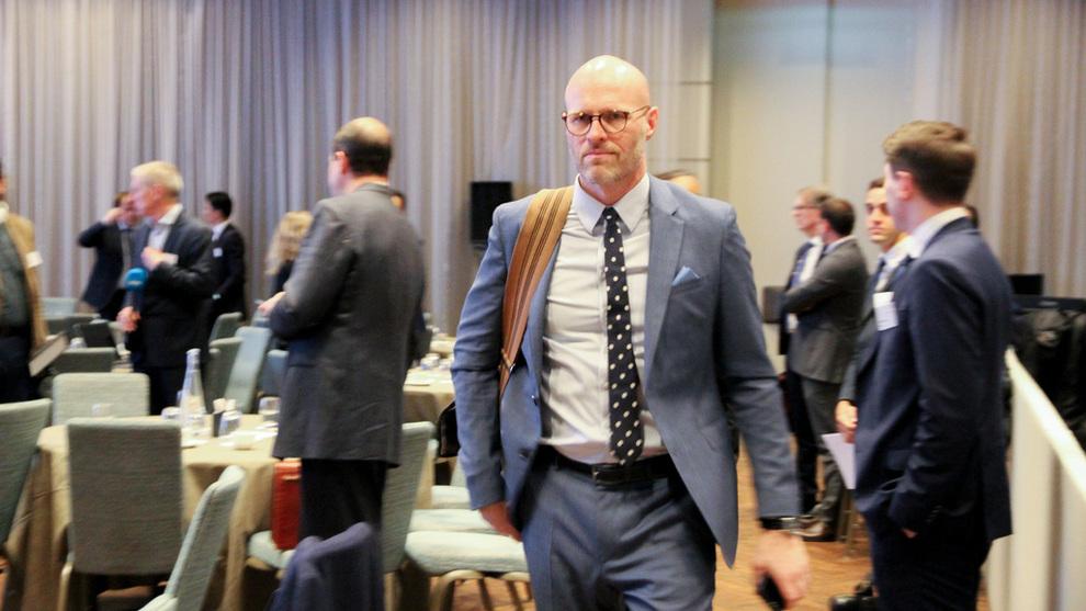 Konserndirektør for Equinors internasjonale virksomhet, Torgrim Reitan.