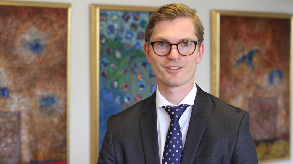<p><b>TREÅRSJUBILEUM</b>: Arne Simensen har nå forvaltet Norden-fondet til Fondsfinans i tre år. Medforvalter er Fondsfinans-veteran Odd Hellem, som er hovedforvalter for Norge-fondet. Der er Arne Simensen medforvalter.</p>