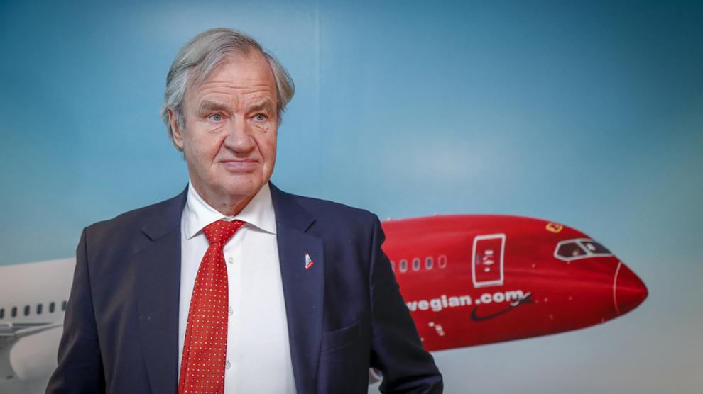 <p><b>NORWEGIAN RAMMES:</b>Norwegian er blant en rekke flyselskaper og myndigheter som setter flytypen Boeing 738 Max-8 på bakken. Det vil føre til forskyvninger i trafikken, men selskapet opplyser til E24 at det så langt ikke har behov for å leie inn erstatningsfly.</p>