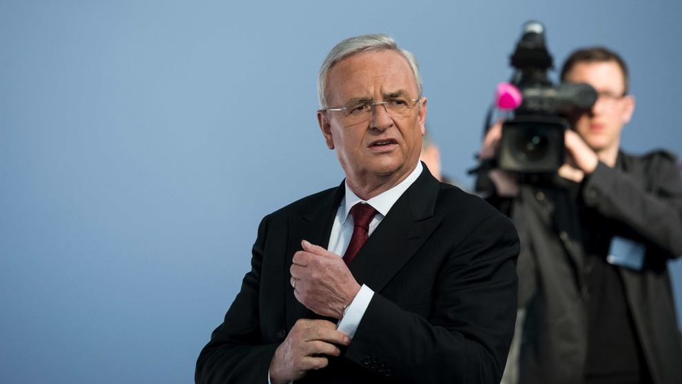<p><b>– GODKJENE DEKKOPERASJON:</b> Avgåtte Volkswagen-konsernsjef Martin Winterkorn skal ha aktivt forsøkt å holde informasjon tilbake fra amerikanske myndigheter før utslippsskandalen ble kjent i september i fjor.</p>