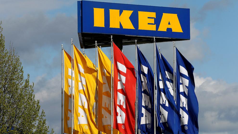 <p><b>SAMARBEID:</b> Møbelgiganten Ikea og kleskjeden H&amp;M inngikk samarbeid om å lage tekstiler av tremasse.</p>