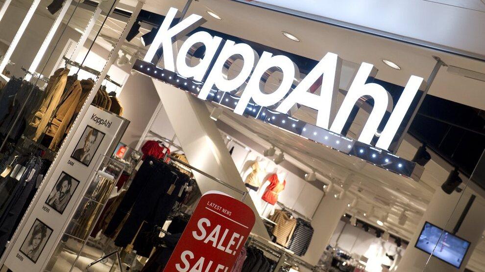 dcb5a157 Kleskjeden Kappahl skal spare 100 millioner: Stenger 20 butikker ...