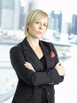 Nordisk kommunikasjonsdirektør i Mondelez, Celin Huseby.