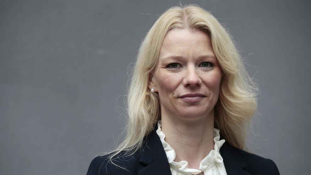 <p>Kari Due-Andresen, sjeføkonom i Handelsbanken.</p>