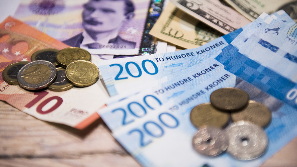 Euro Kronor