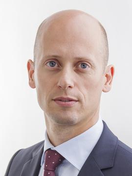 <p>Seniorøkonom Øystein Børsum i Swedbank.</p>