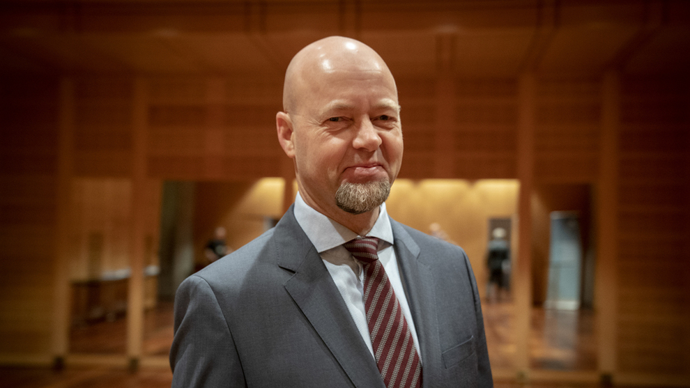 <p><b>OLJEFONDET</b>: Sjefen for Oljefondet Yngve Slyngstad.</p>