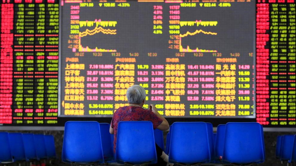 <p><b>DRAMATISK:</b> De siste ukene har milliarder i verdier forduftet fra verdens børser.</p>