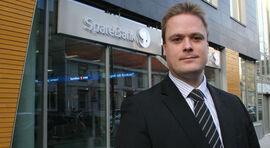 <p>Endre Jo Reite, kredittsjef i Sparebanken 1 SMN.</p>