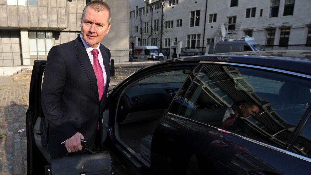 <p><b>TREKKER SEG:</b> Willie Walsh, konsernsjefen i flykonsernet IAG, vil ikke lenger forsøke å kjøpe Norwegian. IAG eier flyselskaper som British Airways, Iberia, Aer Lingus og Level. Arkivbilde.</p>