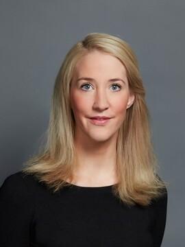 Advokat i Kvale, Catriona Elisabeth McIntyre.