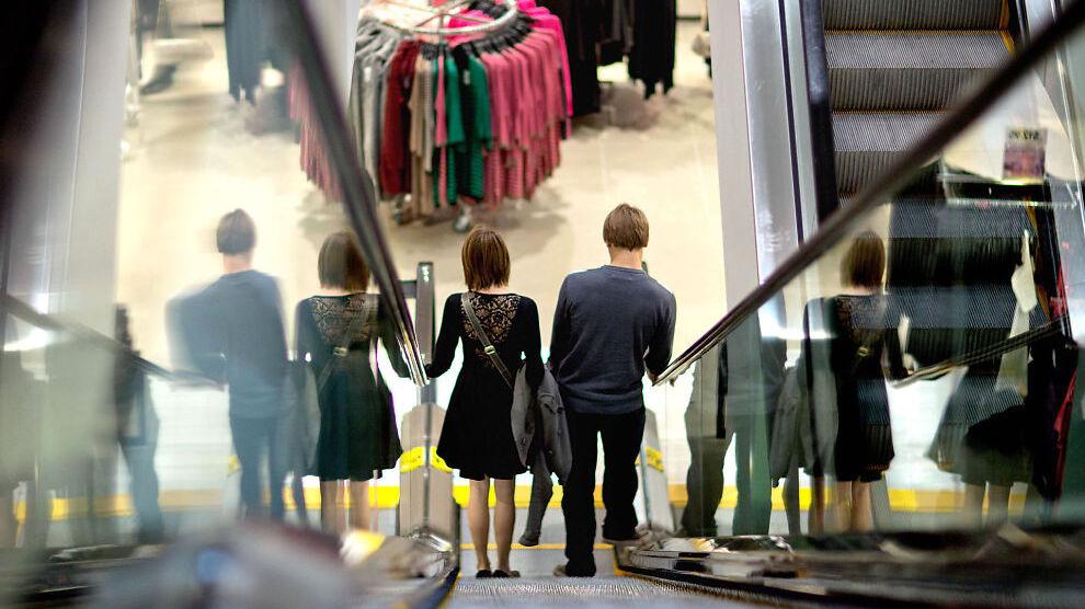 7d1e3c9d7 Nedgang i detaljhandelen - Shopping - Privat - E24