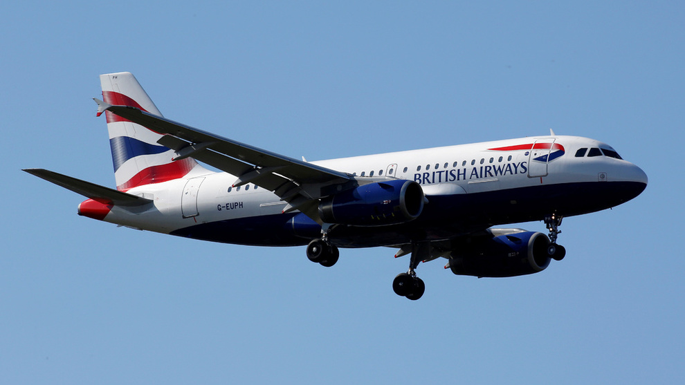 <p>British Airways har fått bot av britiske ICO etter tyveri av kundedata</p>