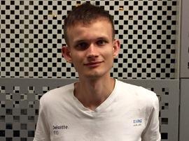 <p><b>GENIERKLÆRT:</b> Den 23 år gamle russeren Vitalik Buterin er en av grunnleggerne av ethereum.</p>
