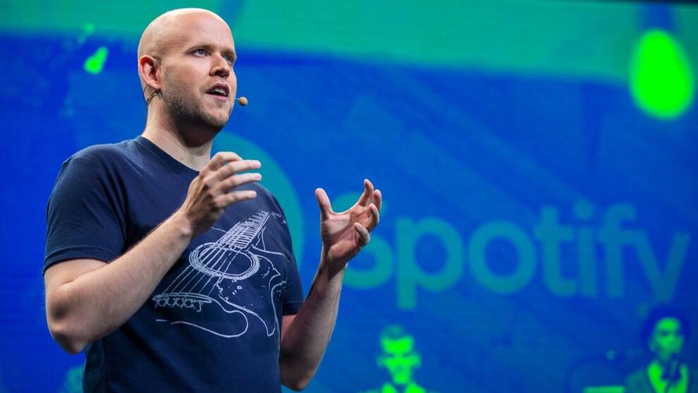 Spotify gikk med 12 milliarder kroner i minus i 2017: – Vekst over