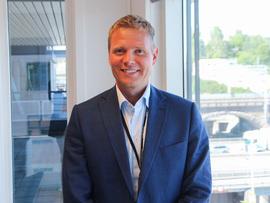 Brønn- og boredirektør Morten Grini i Lundin Norway.