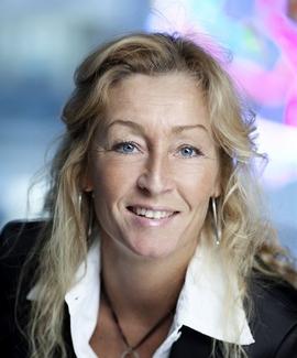 <p>Privatmegleren-direktør Grethe Meier.</p>