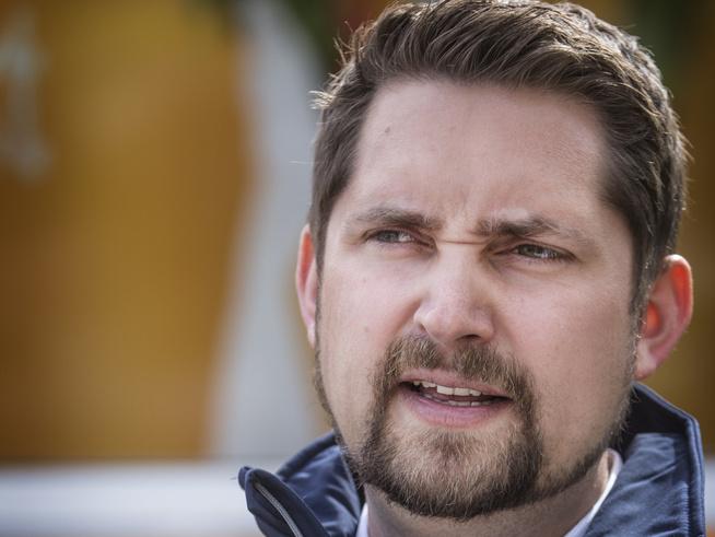 <p><b>NETTMAT</b>: Gründer og daglig leder i Kolonial.no Karl Munthe-Kaas mener prisene på mat er altfor høye i Norge.</p>