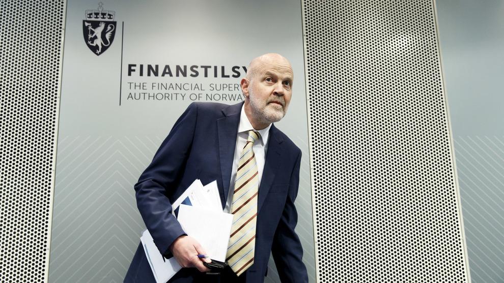 <p><b>STRESSTESTET BANKENE IGJEN:</b> Direktør Morten Baltzersen i Finanstilsynet, her avbildet i en tidligere anledning.</p>