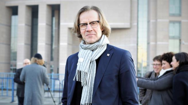 <p><b>KRITISK:</b> – Vi spiller på mektige og autoritære lands premisser for å oppnå kortsiktige profittmål, sier generalsekretær John Peder Egenæs i Amnesty Norge.</p>