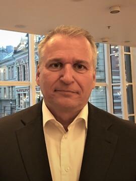 <p><b>UTVIKLER TJENESTE:</b> Konsernsjef Terje Male i Møller Mobility Group</p>