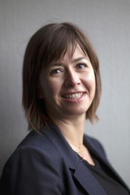 <p>Administrerende direktør i IKT Norge, Heide Arnesen Austlid.</p>