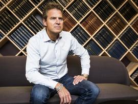 <p><b>POSITIV:</b> Lederen av Advokatforeningen, Jens Johan Hjort, mener bransjen må forberede seg på store omveltninger, og tror blant annet testamente er noe som egner seg godt for digitalisering.</p>