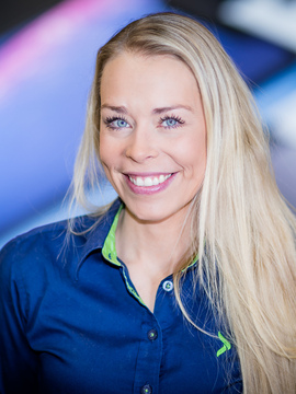 <p>Kommunikasjonssjef Madeleine Schøyen Bergly i Elkjøp Norge</p>