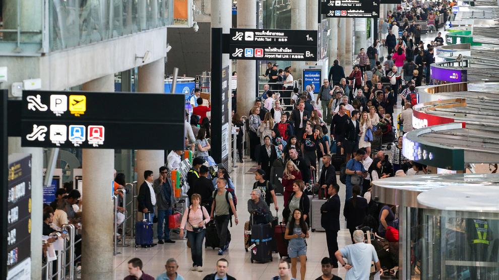 <p>TRANSPORT: Flyreiser dro månedsveksten i konsumprisindeksen opp.</p>