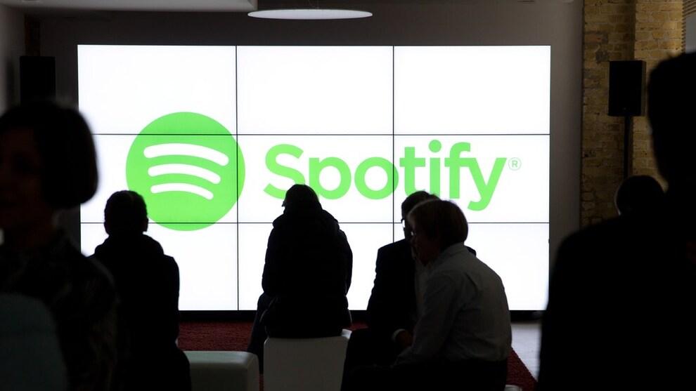 <p><b>SNART PÅ BØRS:</b> Strømmekjempen Spotify børsnoteres i starten av april.</p>