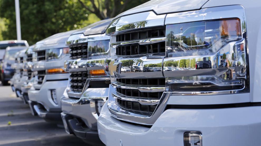 General motors tilbakekaller 2 5 millioner biler general for General motors washington dc